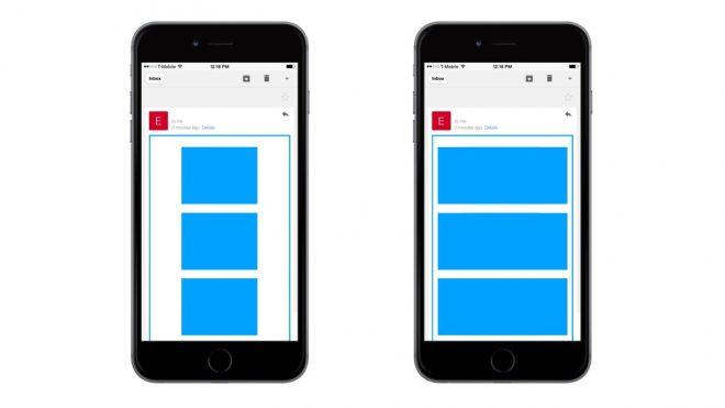 Comment faire grandir une colonne sur mobile sans media queries?