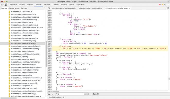 L'endroit exact dans le code où est appliqué le max-width:99.9%